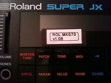 Roland MKS70 firmware OS upgrade: v 1.08 AND board roms 1.06(x2)