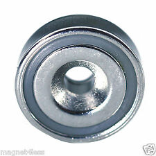 10 Strong 3/4 Inch Rare Earth Neodymium Cup Magnet for Industrial Applications