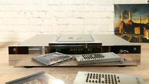 CD-Player und Vorstufe BURMESTER 089, Erstbesitz, OVP, TOP! Near Mint, Orig. Box