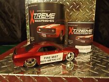 AUTO PAINT URETHANE FIREMIST RED MET SINGLE STAGE ... FREE SHIPPING