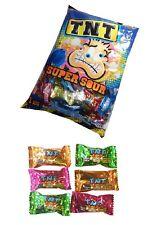 Bulk Lot 200 x TNT Sour Chews Lollies Candy Buffet Party Favors Sweets Sours