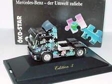 1:87 Mercedes-Benz SK Sattelzugmaschine Öko-Star - herpa PC