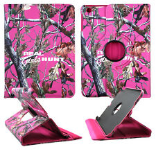 CAMO RGHT FOLIO CASE KINDLE FIRE HD 8.9 INCH STAND 360 ROTATING TABLET COVER