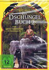 DVD - Das Dschungelbuch 2 - Der Menschenfresser von Kumaon - Sabu & Joy Page