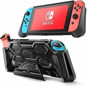 For Nintendo Switch, Mumba Grip Case Hand Grips Carrying Case Handbag Portable