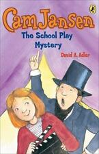Cam Jansen & the School Play Mystery (Cam Jansen Puffin Chapters)-ExLibrary