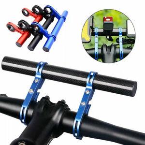 20cm Handlebar Extension Mount Bicycle Bike Handle Bar Bracket Extender Holder