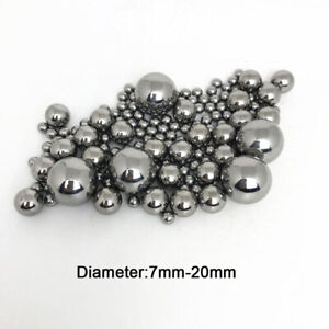 Iron Steel Ball Bearing 7mm 7.5mm 8mm- 20mm for Bike Bicycle Replacement Parts