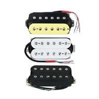 Alnico 5 Double Coil Humbucker Gitarre Pickup Hals / Brücke for Strat Tele LP