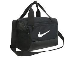 Nike Brasilia 25 L Duffle Bag Black/White New with Tags BA5982 010