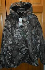 GUIDE SERIES~MENS WHISPER FLEECE CAMOFLAGE PULL OVER  HOODIE ~LARGE~NEW