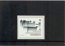 """3091 Österreich  """" Festung Hohensalzburg """"  sk   **"""