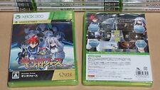 Ginga Force Wonder Price Xbox 360 Japan NEW SEALED REGION-FREE Same Day UK Ship