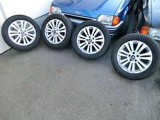 Ford Mondeo IV Focus II S-Max Winterreifen 215/55 R16 93H M+S 6.5J x 16 H2 ET50