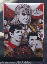 "Star Trek 2 Wrath of Khan 2"" X 3"" Fridge / Locker Magnet. Shatner Leonard Nimoy"