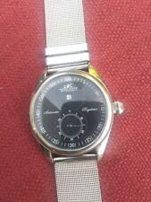 ADEE KAYE Gent's Automatic Regulator Watch, New Old Stock, Rare