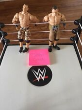 Figurine WWE-John Cena Elite et John Cena (paire)