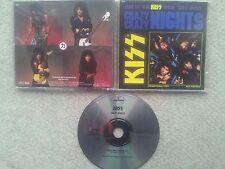 KISS COLLECTORS EDITION CRAZY NIGHTS USA PROMO 1 TRACK CD 1987