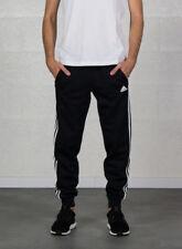 Adidas Ess Pantaloni Tuta Uomo neri XL Nero