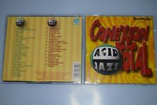 Conexion Total - Acid Jazz. CD-Album
