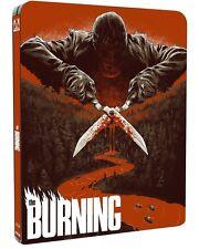The Burning - Blu-Ray - (Uncut) - Steelbook Edition - OOP - Tony Maylam