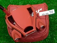 """TaylorMade Spider Tour Red 35"""" Putter with Headcover"""