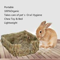 Grasnest Gras Haus Höhle Für Nager Meerschweinchen Kaninchen Hamster Haustierbet