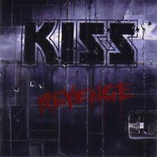 KISS * REVENGE * CD * HEAVY METAL * HARD ROCK * TOP!