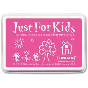 Hero Arts Just for Kids Ink Pad for Rubber Stamping Card Making and Paper Crafts