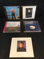 Elton John 5 CD Lot Peachtree Rd Made In England Believe Caribou