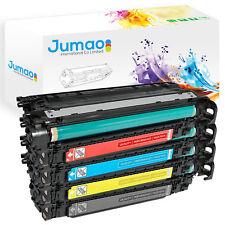4 Toners type Jumao compatible pour HPLaserJetEntreprise 500 M575f ,flow M575c