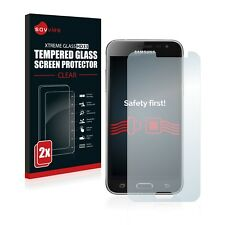 2x TEMPERED GLASS SCREEN PROTECTOR for Samsung Galaxy J3 (2015)