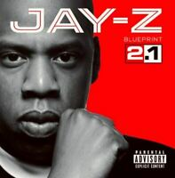 JAY-Z blueprint 2.1 (CD, album, 2003) hip-hop, very good condition, Roc-a-fella
