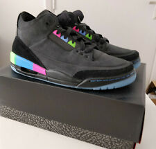 premium selection d12ce 98dbe Air Jordan 3 Quai 54 - AT9195-001 Q54 SE 2018 - Size 10