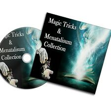 MAGIC TRICKS EXPOSED & Mentalism Collection magician vanishing  illusion #magic
