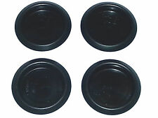 "Mopar Chrysler Dodge 1-5/8"" Plymouth Plastic Depressed Center Body Plugs 4pcs ND"