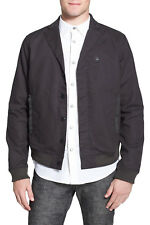 G-Star Raw Mens 83958D Lockstart Harrington Jacket Raven Brown Medium RRP £150