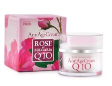 BioFresh ROSE OF BULGARIA Anti Age Cream Q10 Regenerative & Moisturising 50ml