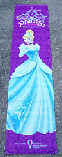 Run Disney 2016 Princess Half Marathon Weekend 8' x 2' Expo Banner - Cinderella