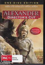 Alexander / Director's Cut - DVD REGION 4
