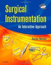 Surgical Instrumentation: An Interactive Approach by Renee Nemitz