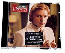 OSCAR WILDE'S THE PICTURE OF DORIAN GRAY Talking Classics 2-CD Set CD Audiobook