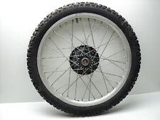 Yamaha XT250 XT 250 #5022 Aluminum Front Wheel & Tire