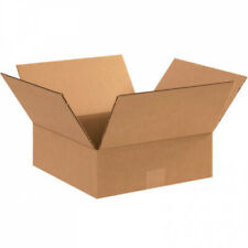 Corrugated Cardboard Boxes 12x12x4 Pack of 25 Shipping Packaging Box Mailing