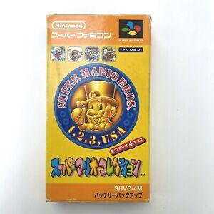 Super Mario Collection ☆Nintendo Super Famicom