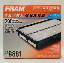 FRAM PPA7344 Air Hog Panel Filter CHRYSLER//DODGE//MAZDA