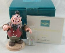 """WDCC """"The Fool"""" Le Fou from Disney's Beauty and the Beast in Box with COA Pin"""