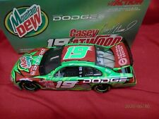 CASEY ATWOOD 2001 @#19 DODGE MOUNTAIN DEW 1/24