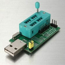 CH341A 24 25 Series EEPROM Flash BIOS DVD USB Programmer