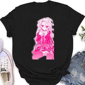 No Game No Life - Shiro Classic T-Shirt, anime Classic T-Shirt, Unisex Tee